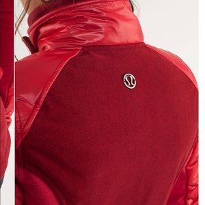 lululemon athletica Jackets & Coats - Lululemon RARE Pedal Power jacket size 4